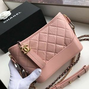 Chanel Tote and Le boy handbags